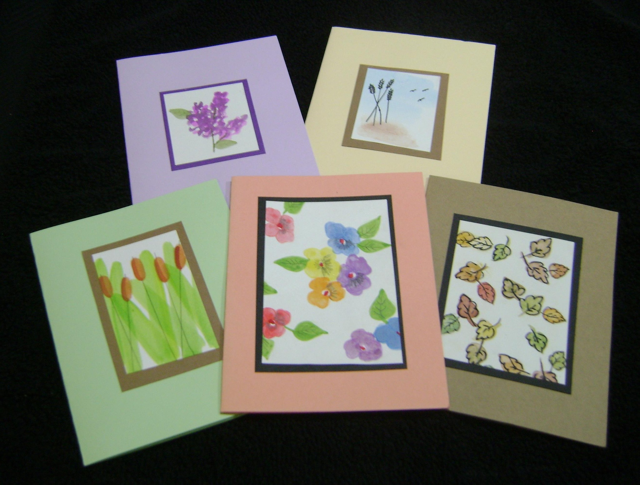 Assorted note cards by mynotecards