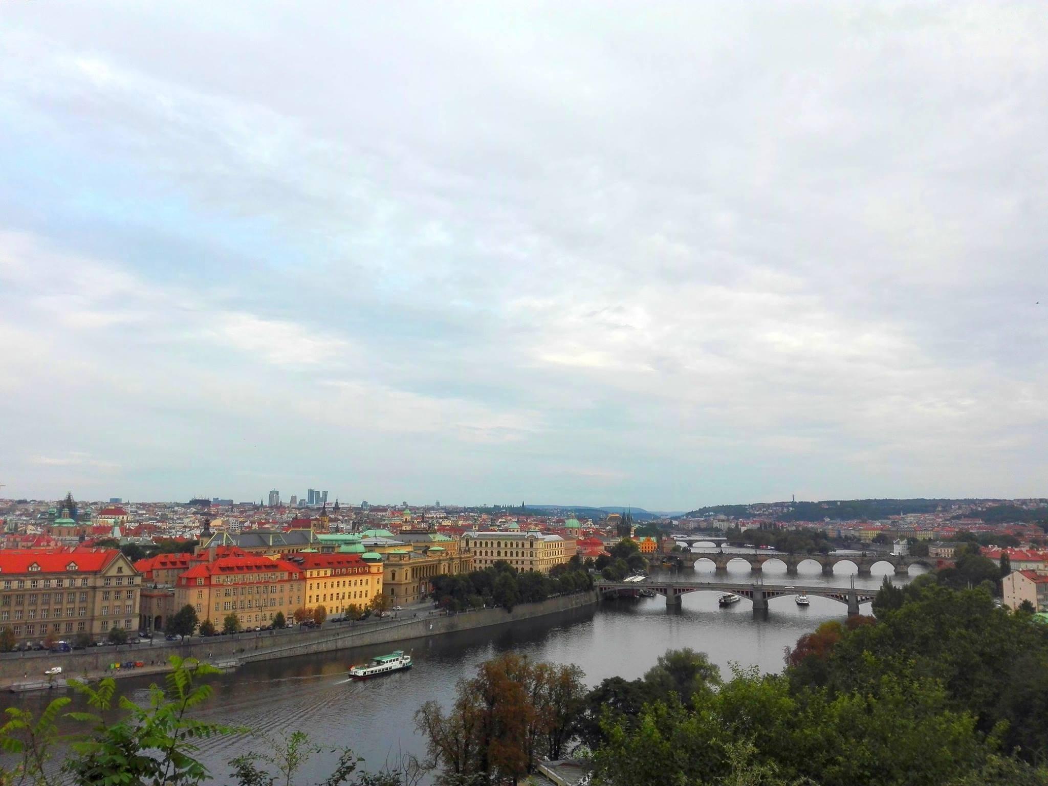 Prague by Roman Sp
