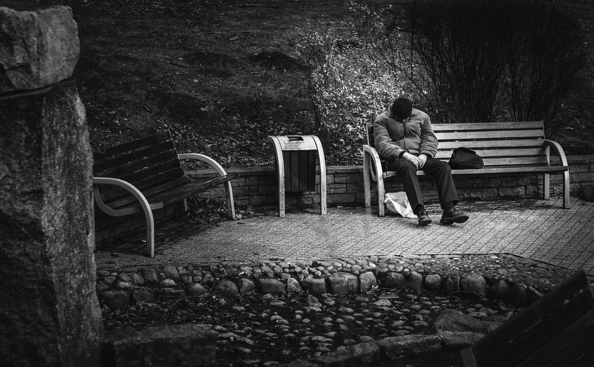 lonely by Przemysław Kurdunowicz