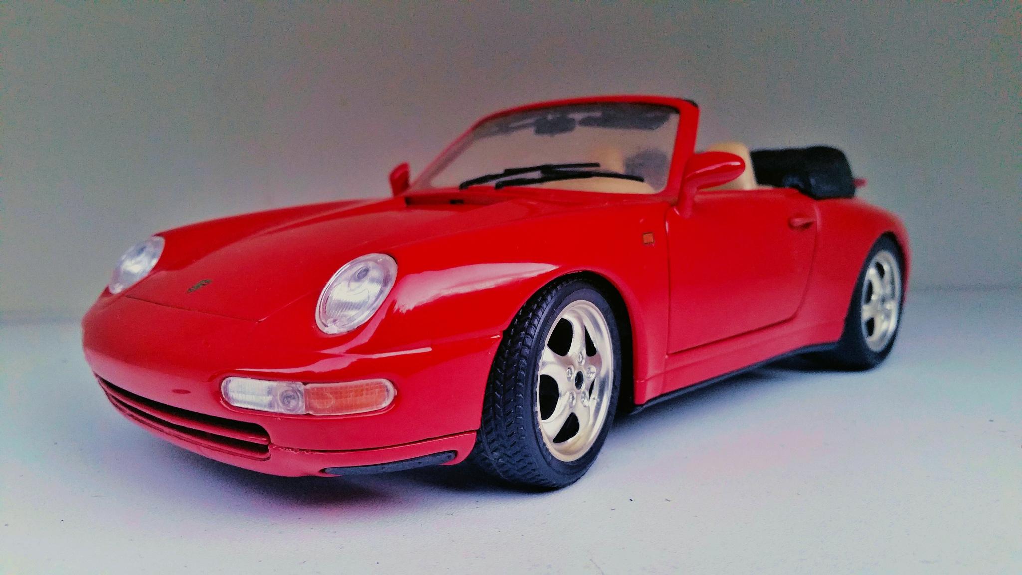Porsche 911 by Almere photography