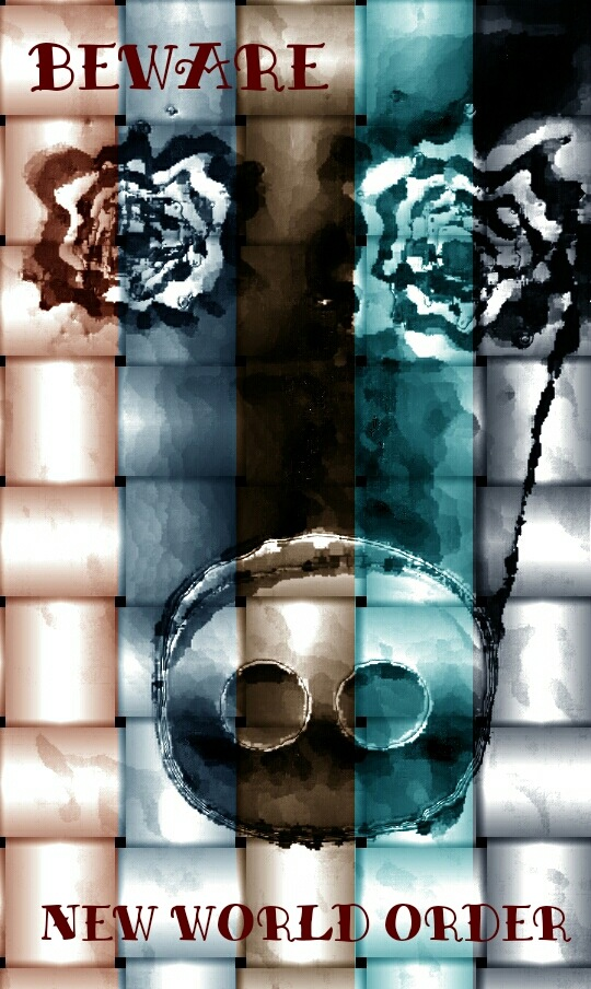 beware..new world order by Mark Barecki