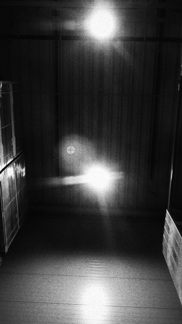 cornered by Mark Barecki