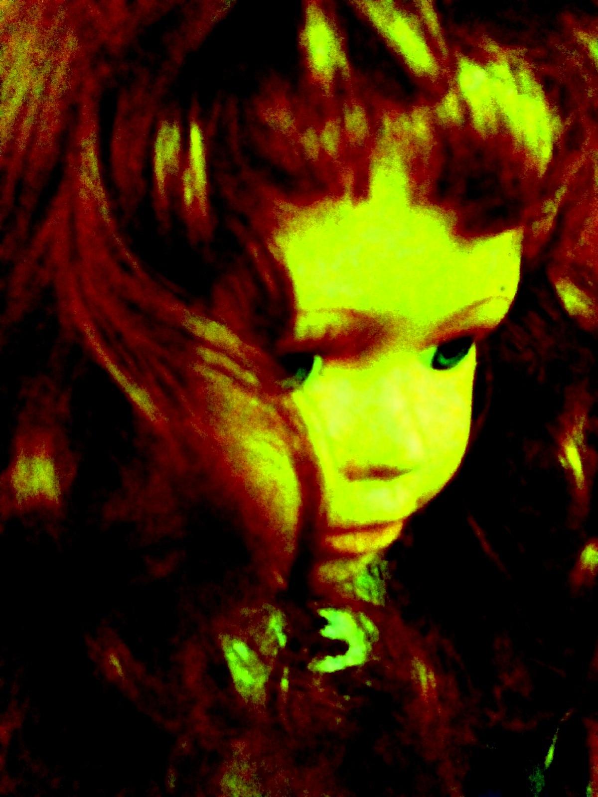 doll by Mark Barecki