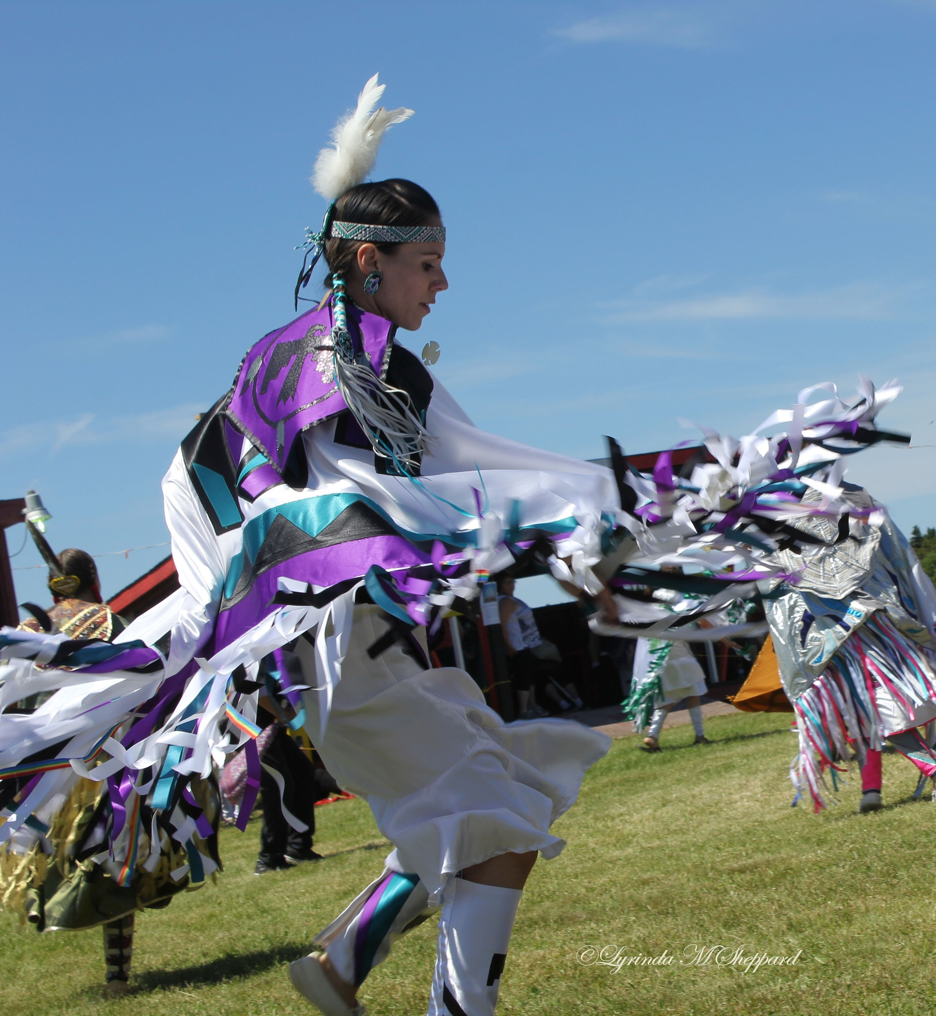 Photo in People #summer #dance #dancer #indigenous #pow wow #newfoundland