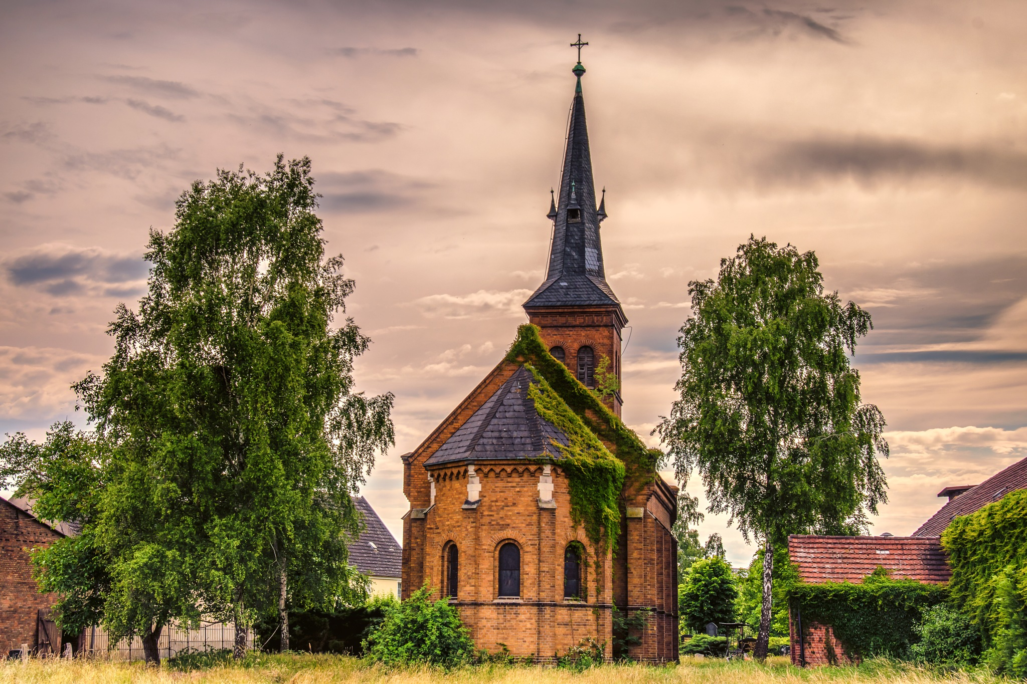 the little chapel by Guido Braeuer