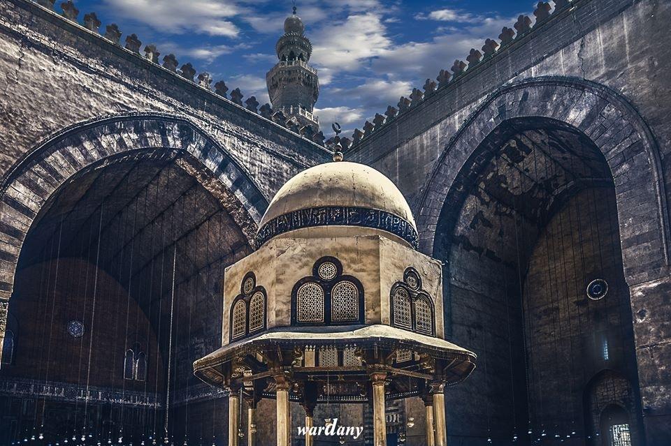 مسجد احمد  ابن طولون/877م  by mohamed wardany