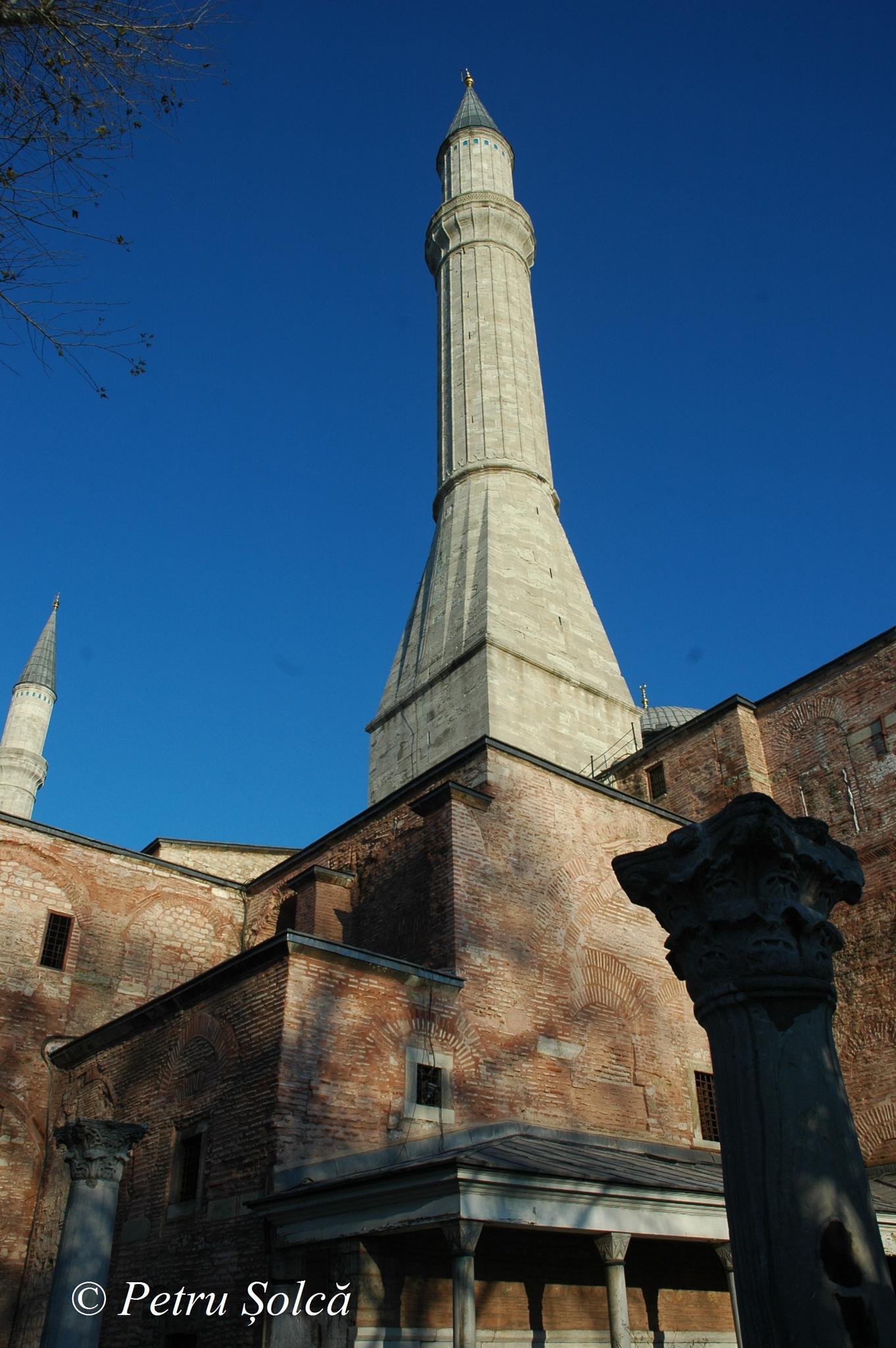 Istanbul, Turkey by Petru Solca