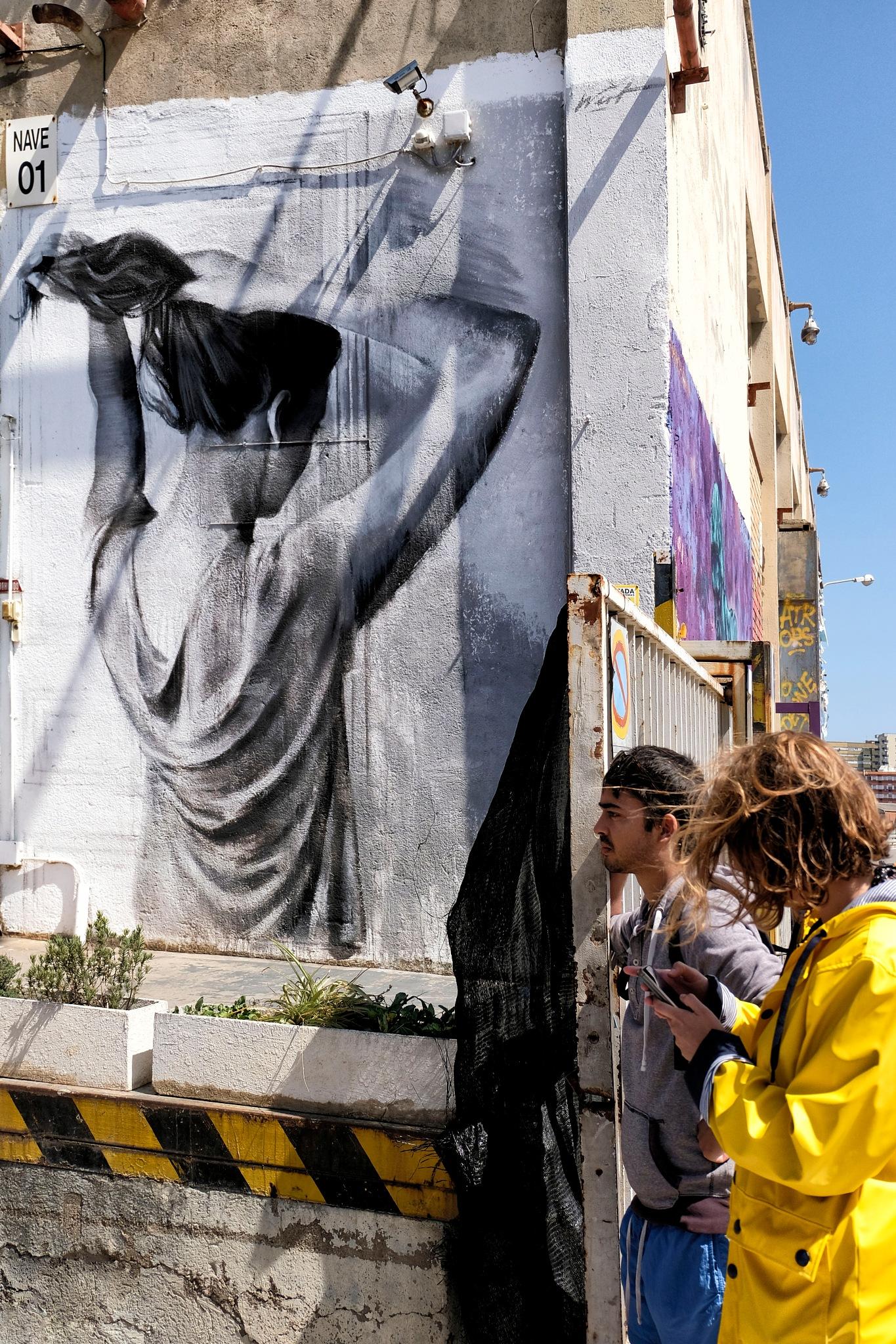 street ( graffiti) by Cristina MSoler