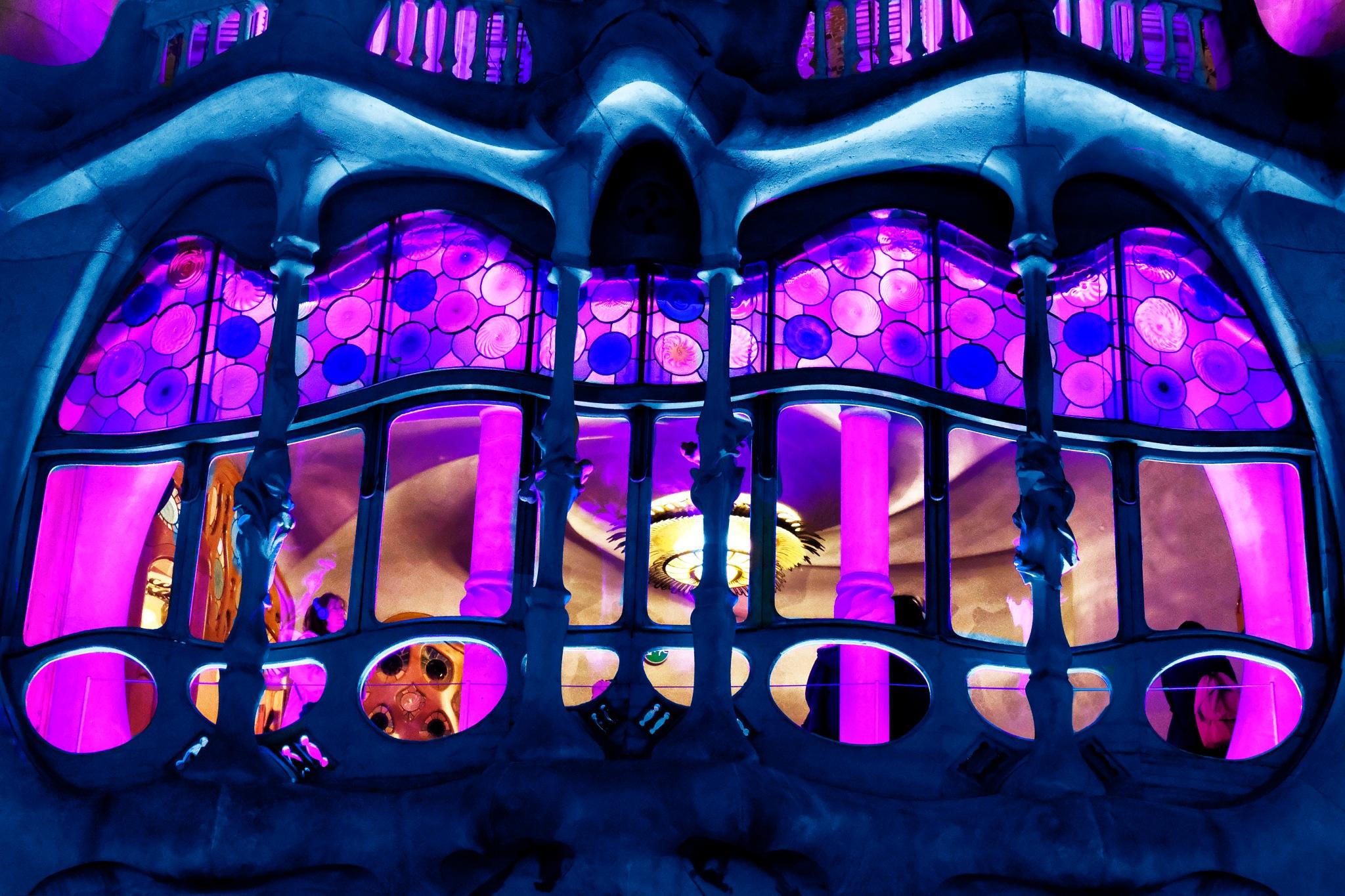 Casa Batlló(Barcelona) urban by Cristina MSoler