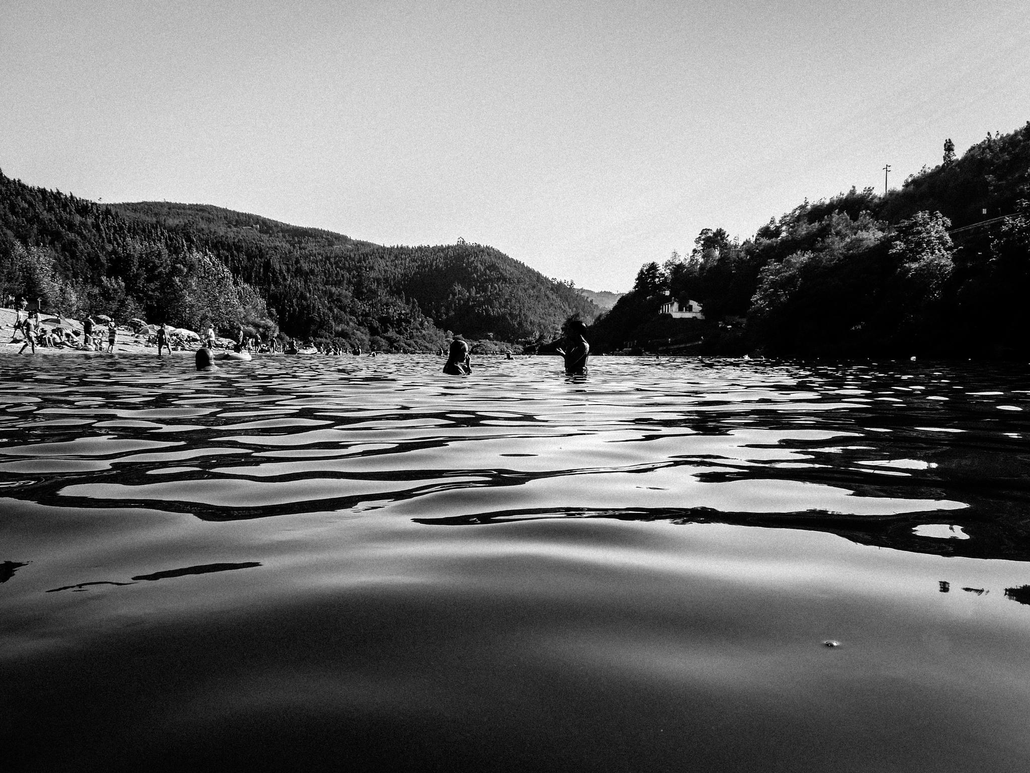 plunge by Ana Botelho