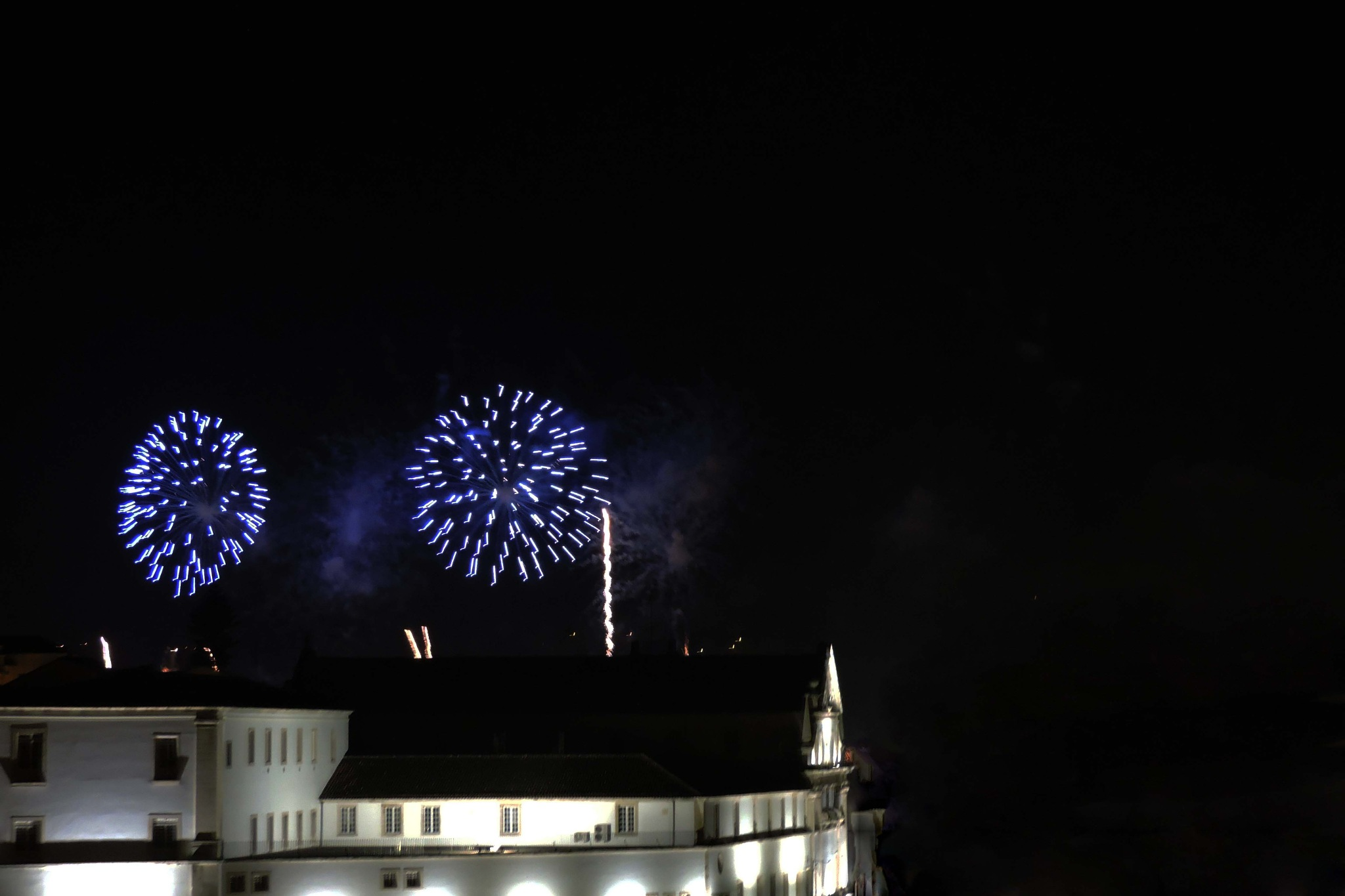 fireworks by Ana Botelho