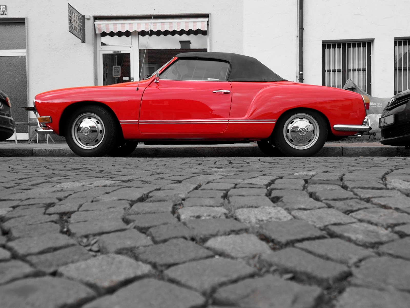 shapes of mobility - vw karmann by Toll