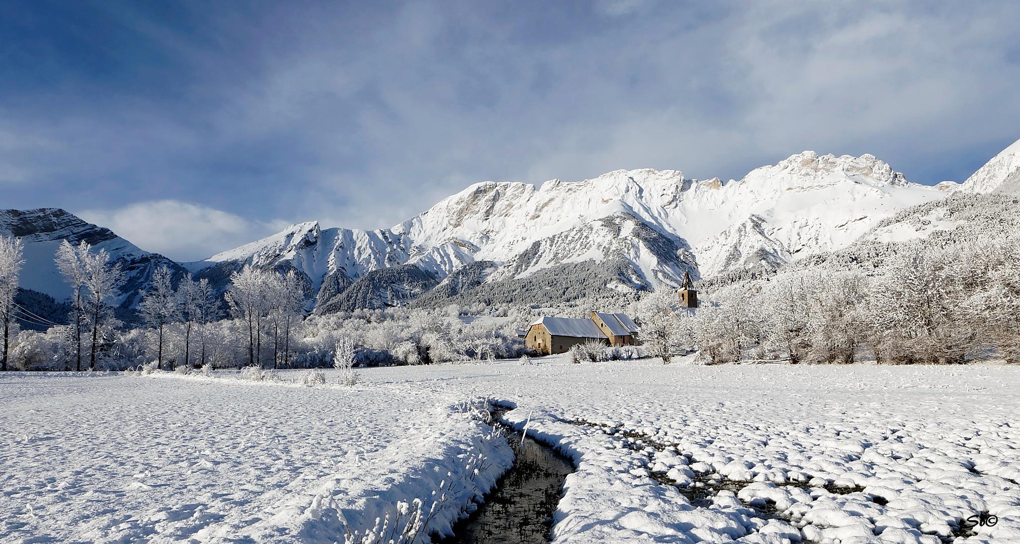 Et toujours l'hiver. by BernardSerge