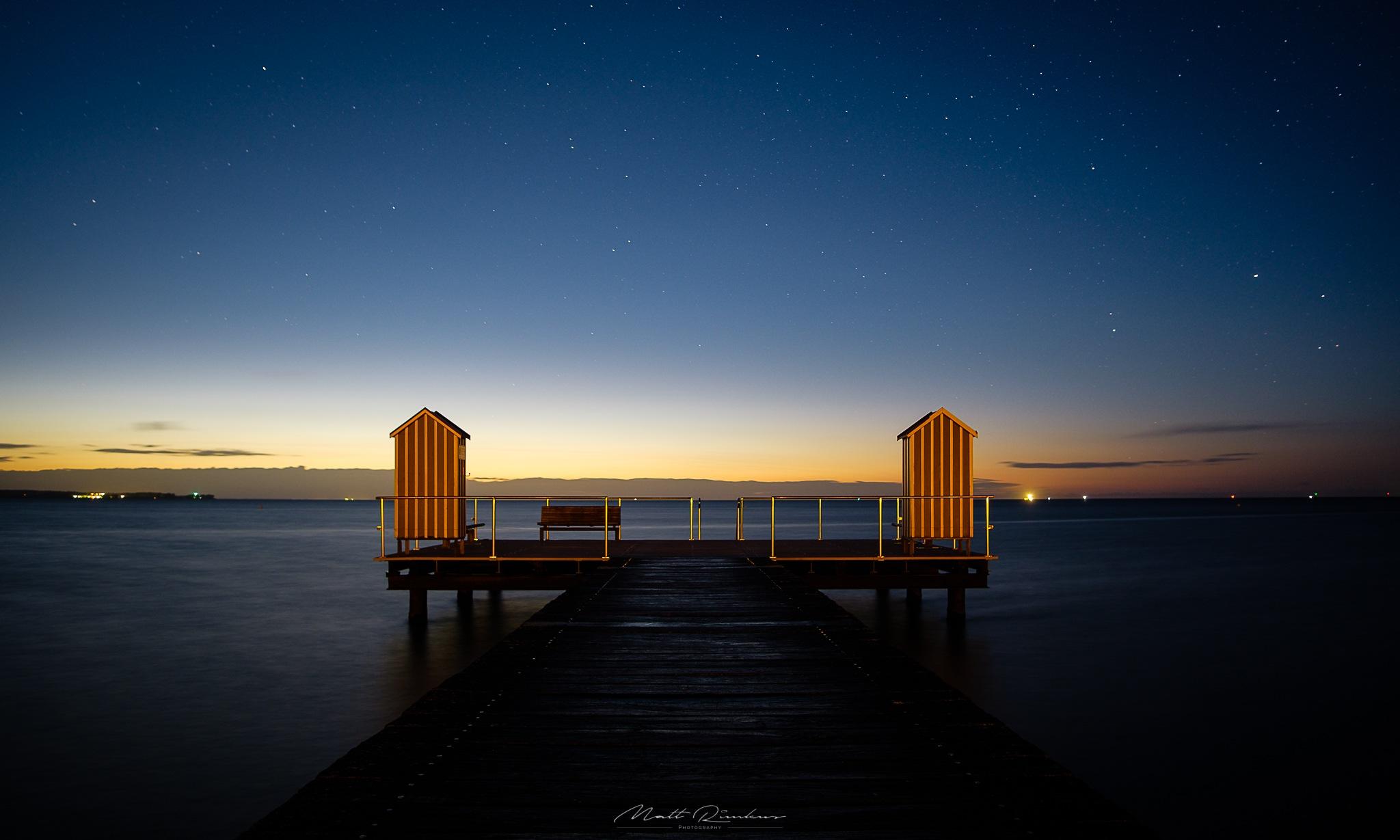 Waiting for the Stars by Matt Rimkus