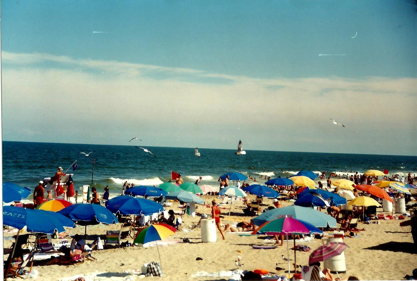 BETHANY BEACH by Hope Atwood Dayhoff