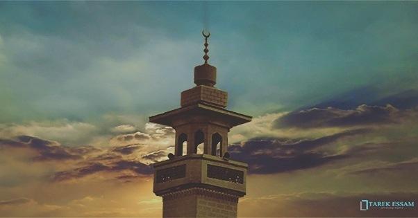 Mosque  by Tarek Essam