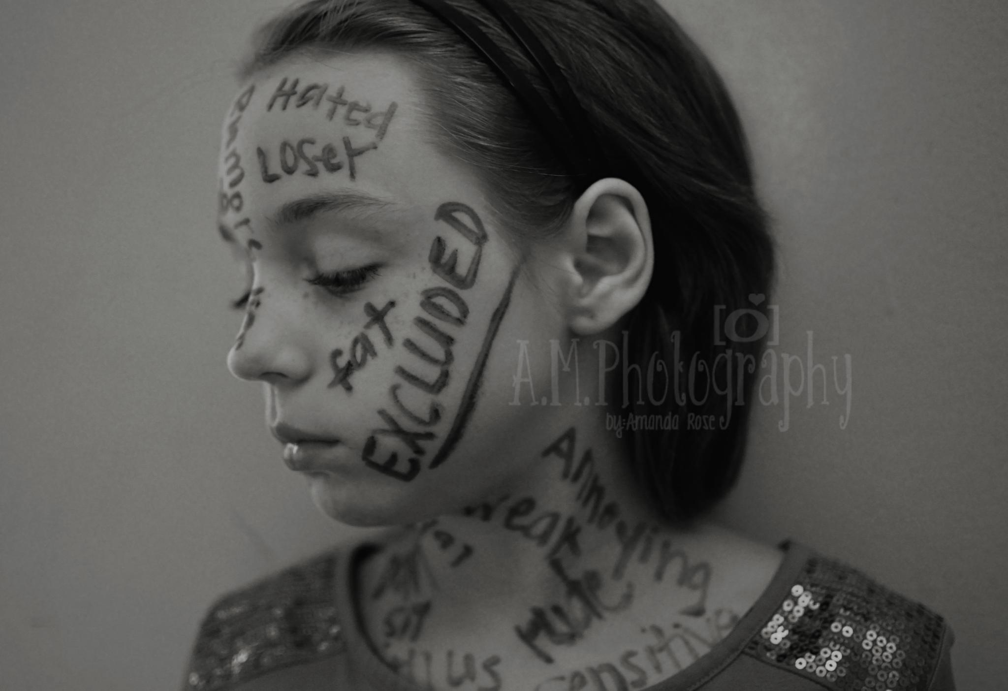 Words Hurt by AMPhotog5