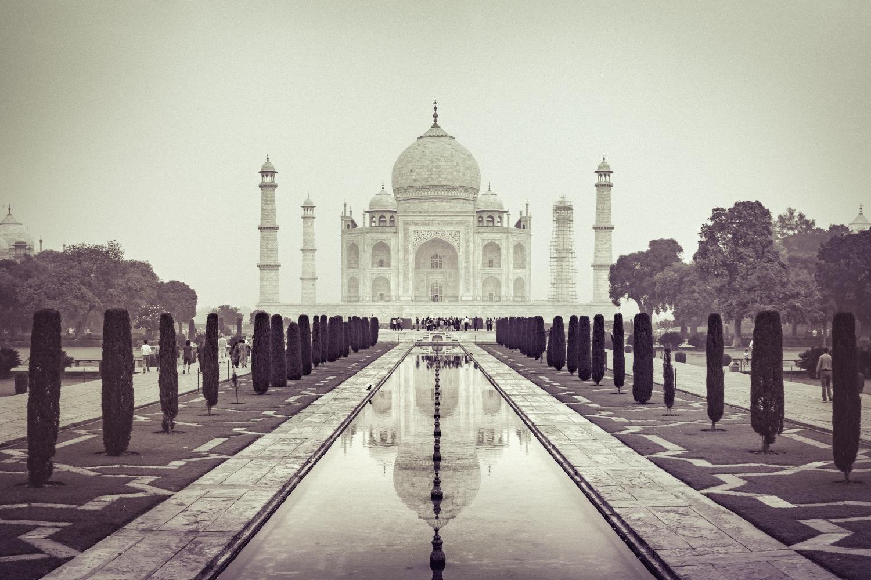 The Amazing Taj Mahal by Anoop Krishnan