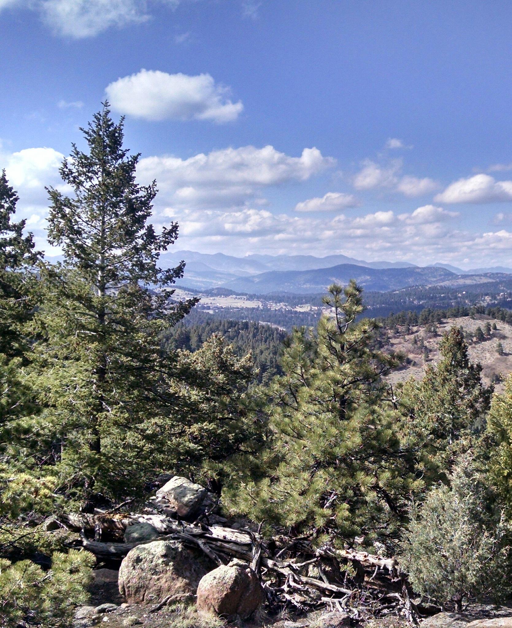 Mountain view North by Dan Gaiser