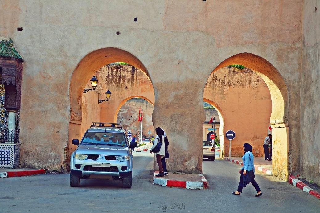 mekness city by Said Mohtabi