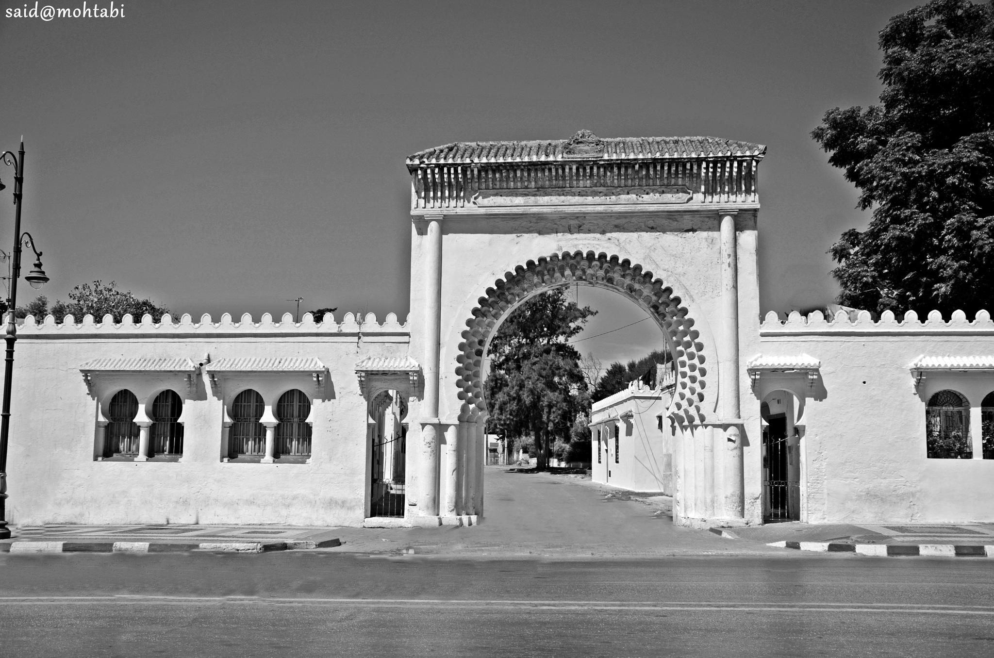 L'arayech city morocco by Said Mohtabi