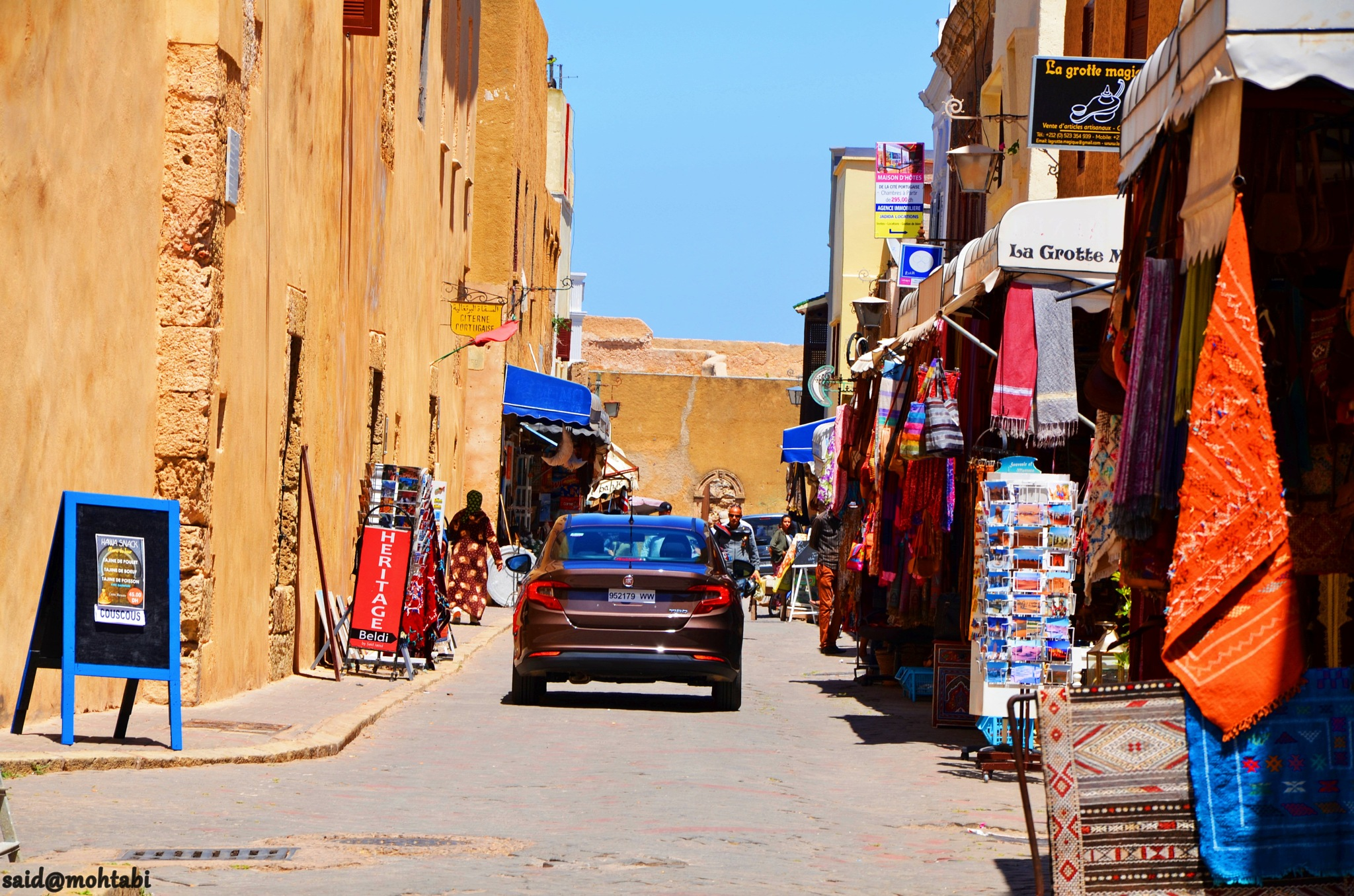 eljadida city by Said Mohtabi