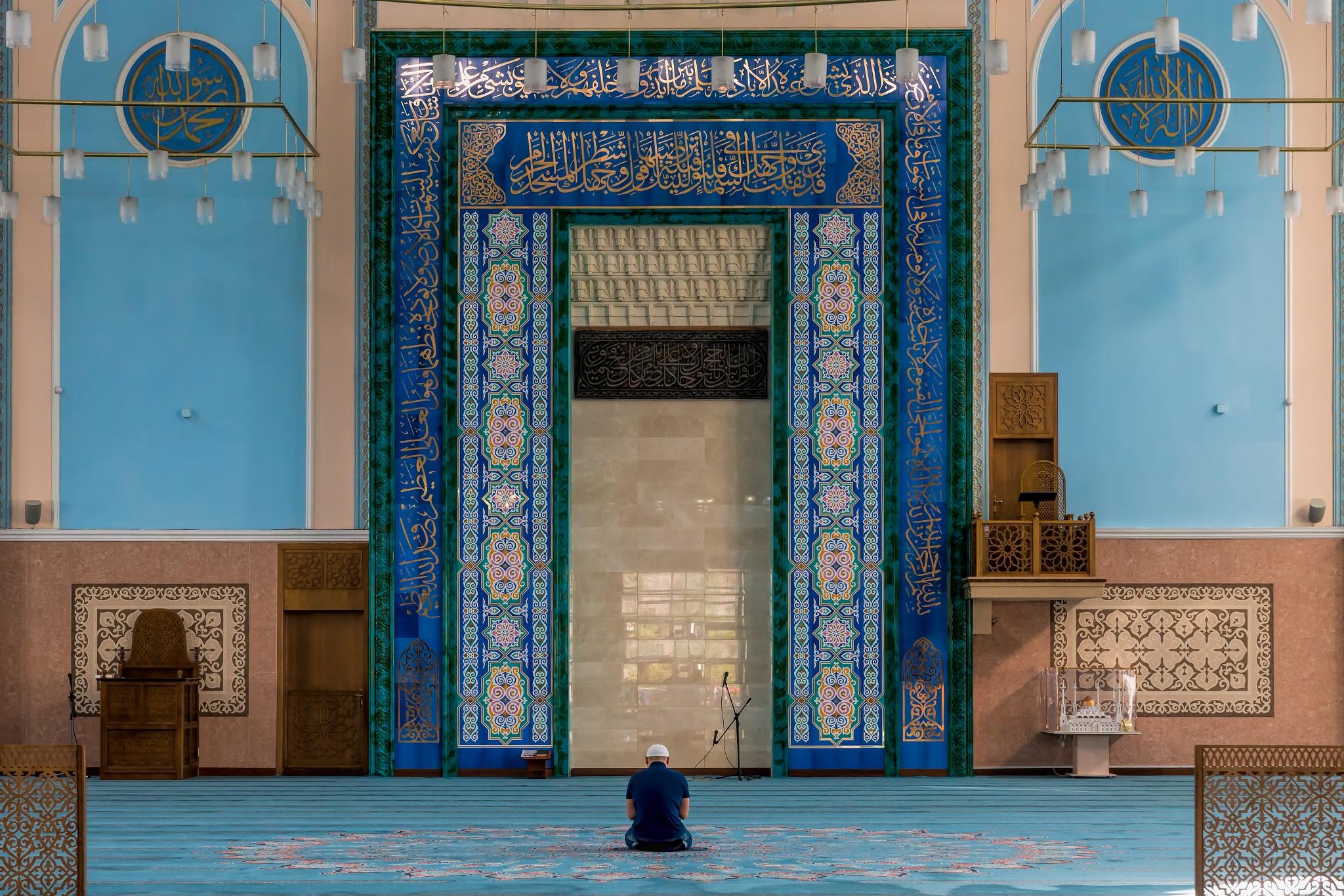 Nur Astana Mosque, Astana by deeejay