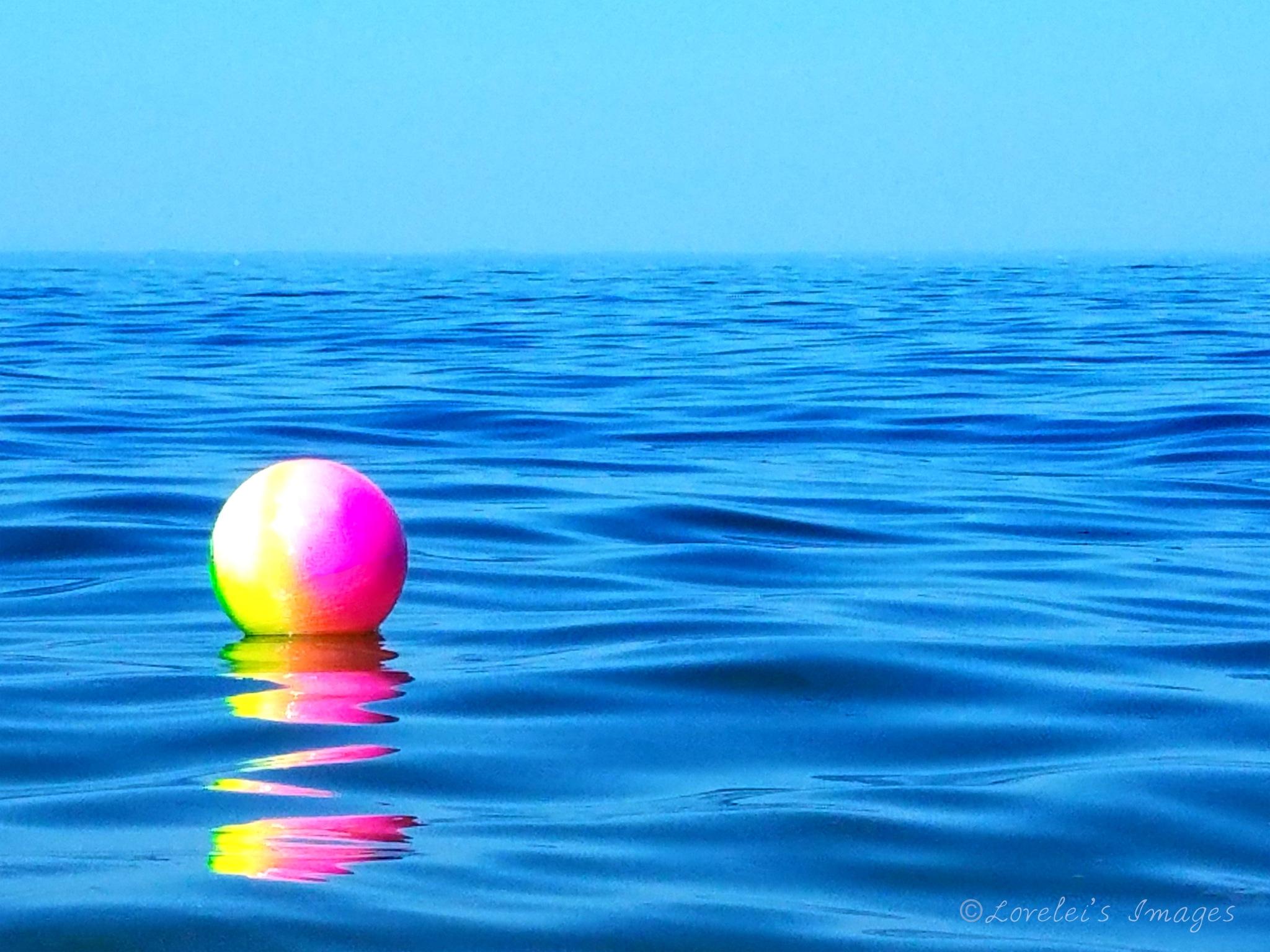 A Spot of Color by Loredana Terpe