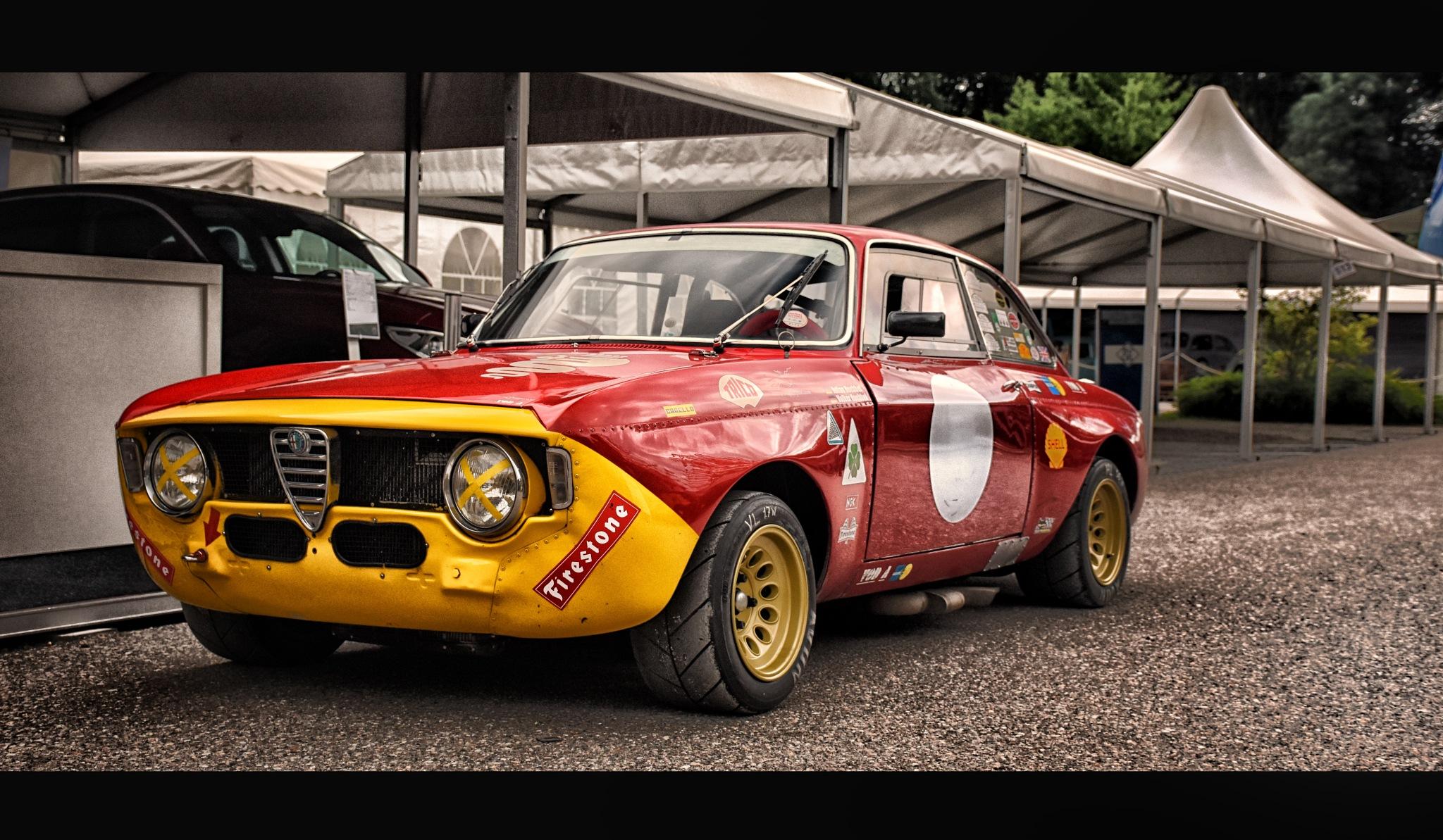 Alfa Romeo GTA by Henk van der Hulst
