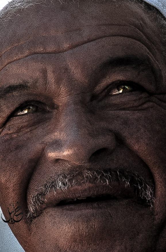 face.... by Khalil Belkhir