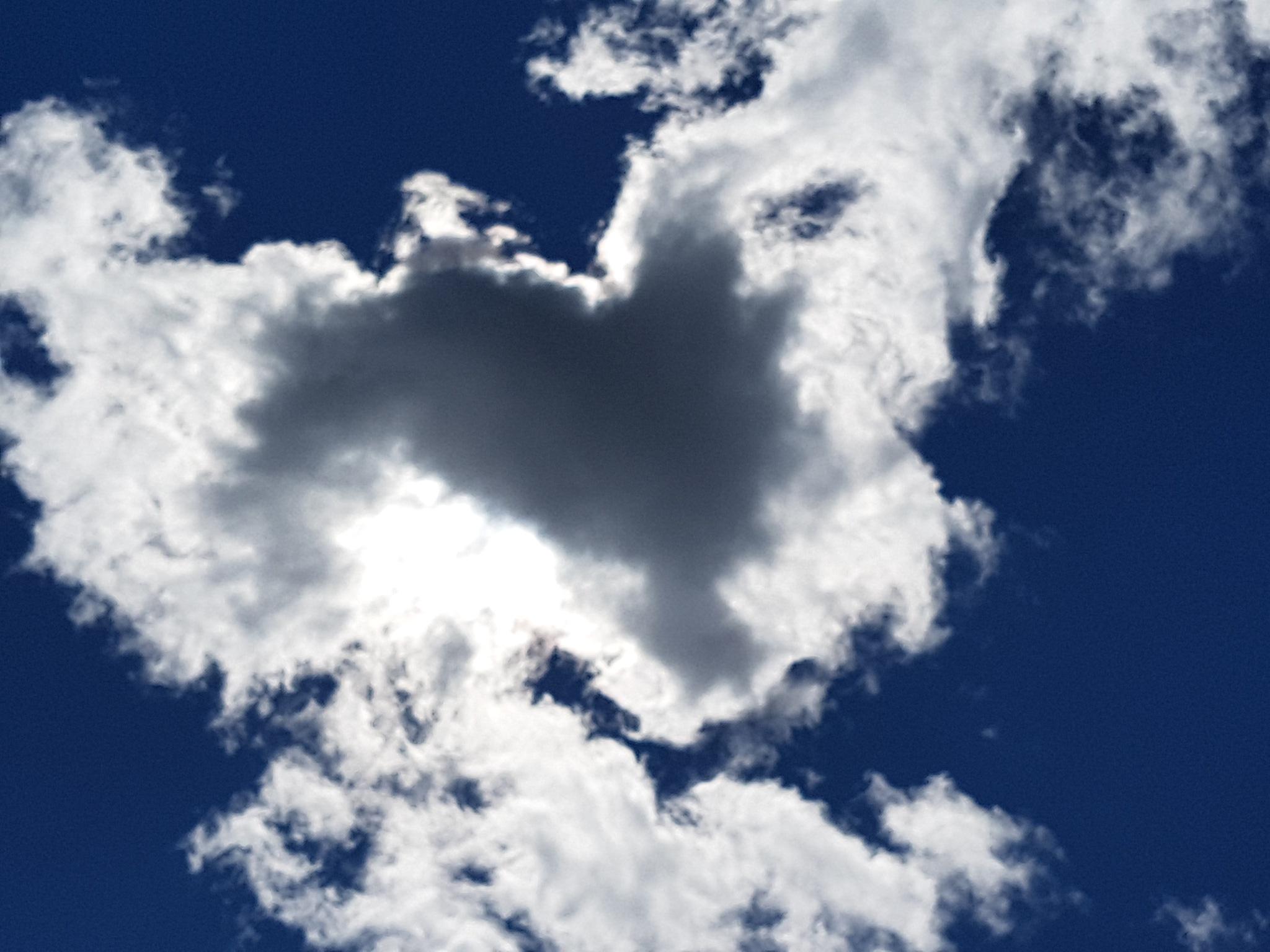 skyheart in motion by heartlady