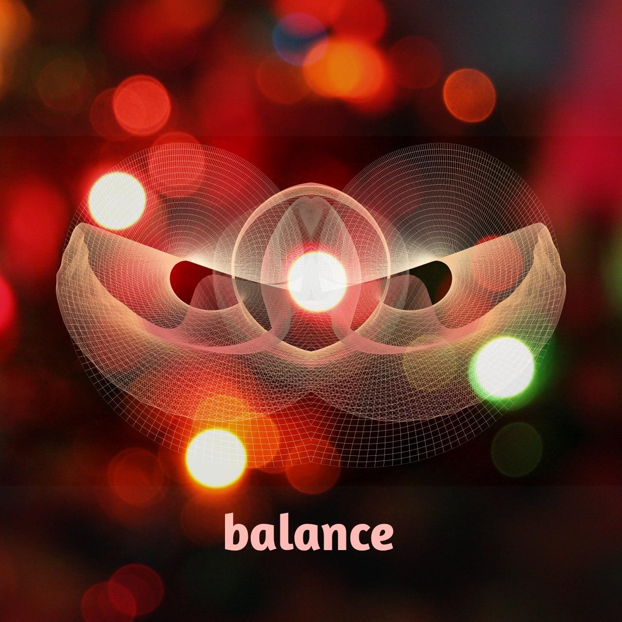 balance by heartlady