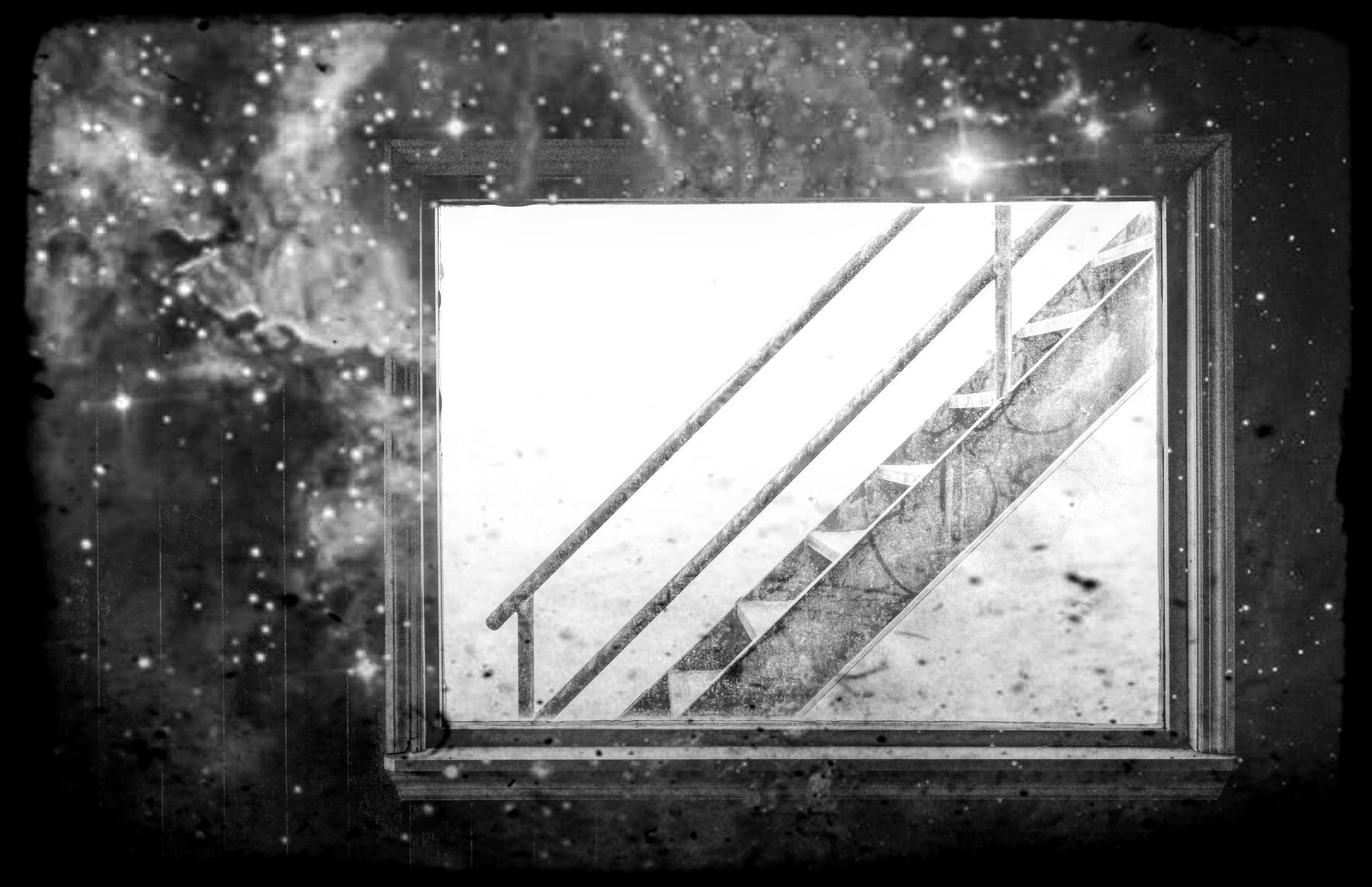 Stairway to Heaven by Mike Raker