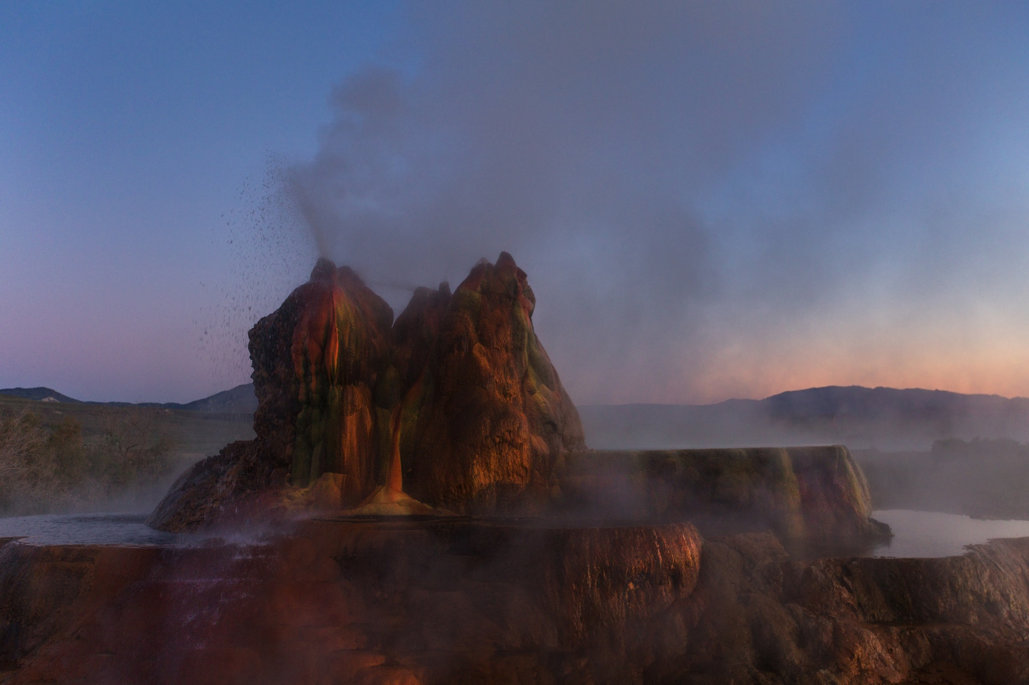 Fly Geyser 1 by Dianachang