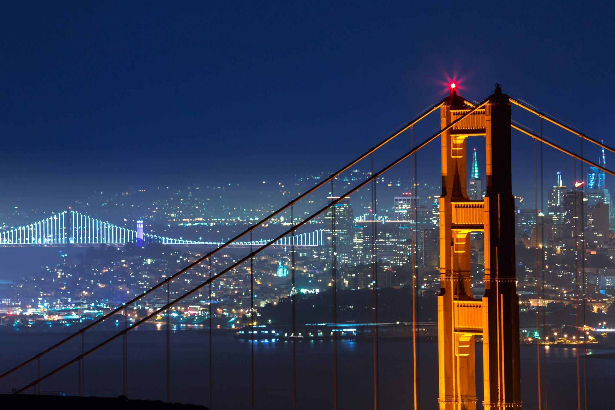 Golden Gate Bridge by Dianachang