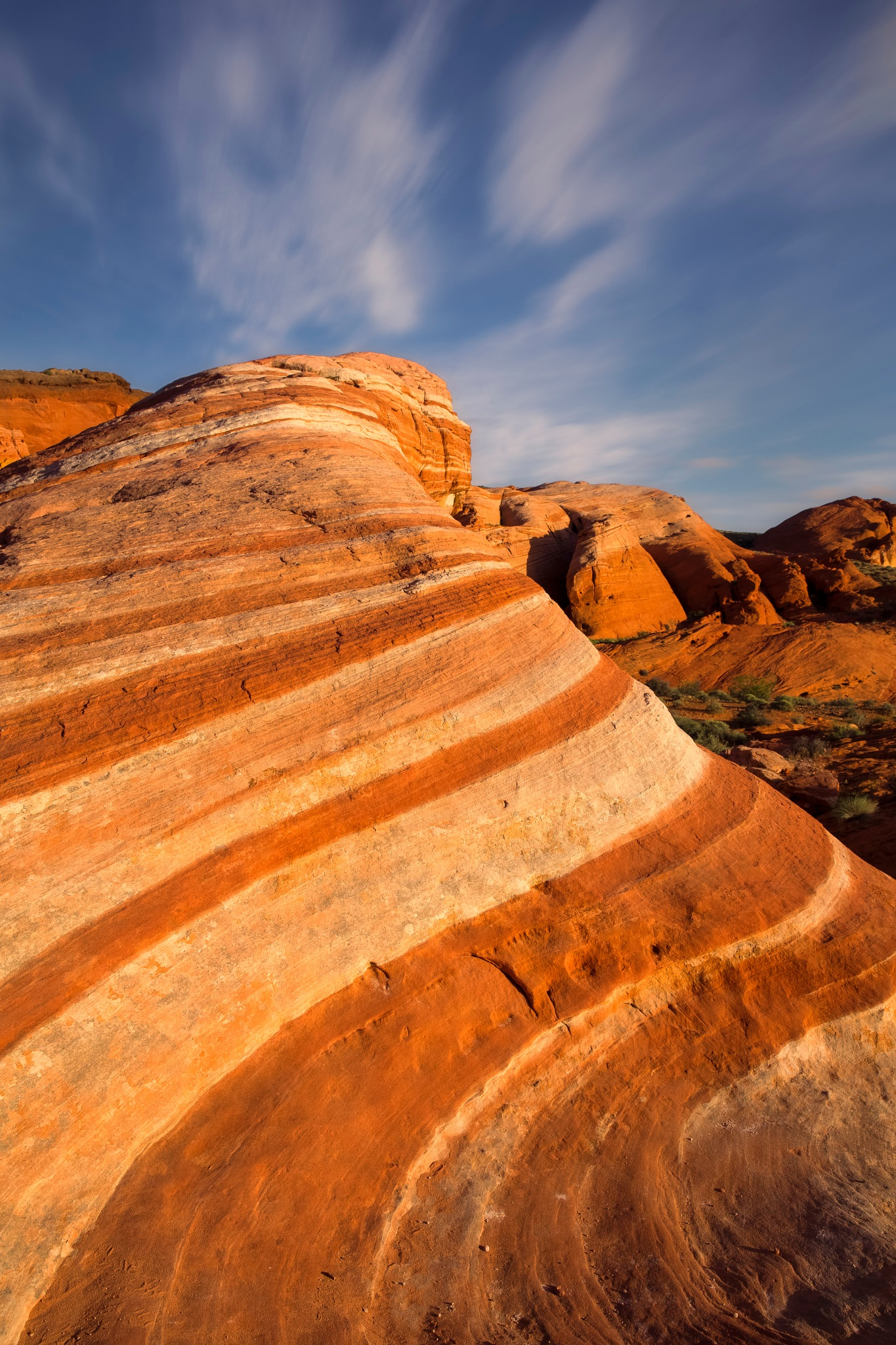 Valley of fire by Dianachang