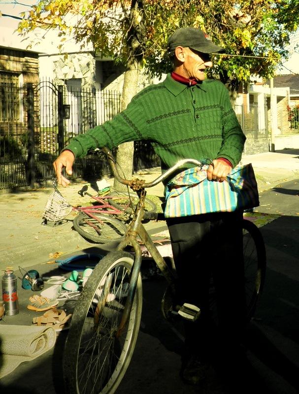ciclisto by Yamandu Recoba