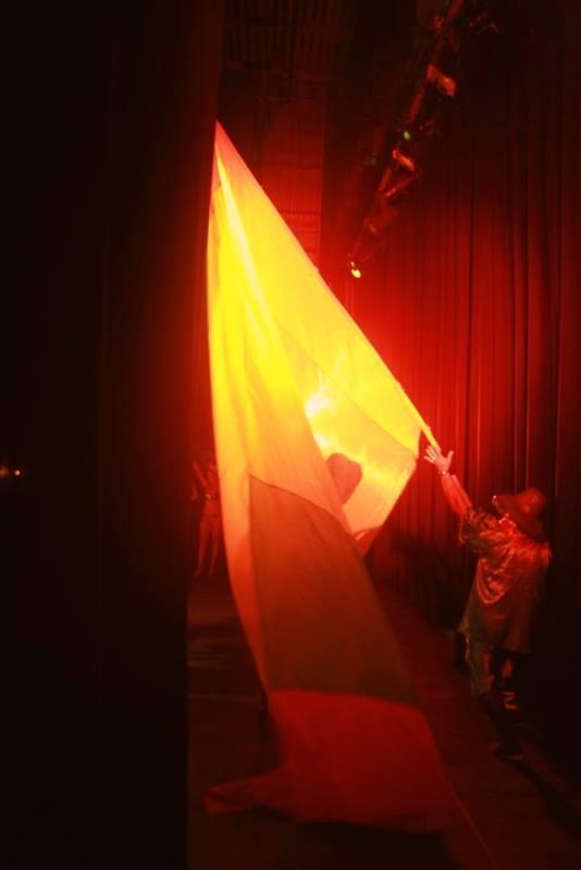 flag by Yamandu Recoba