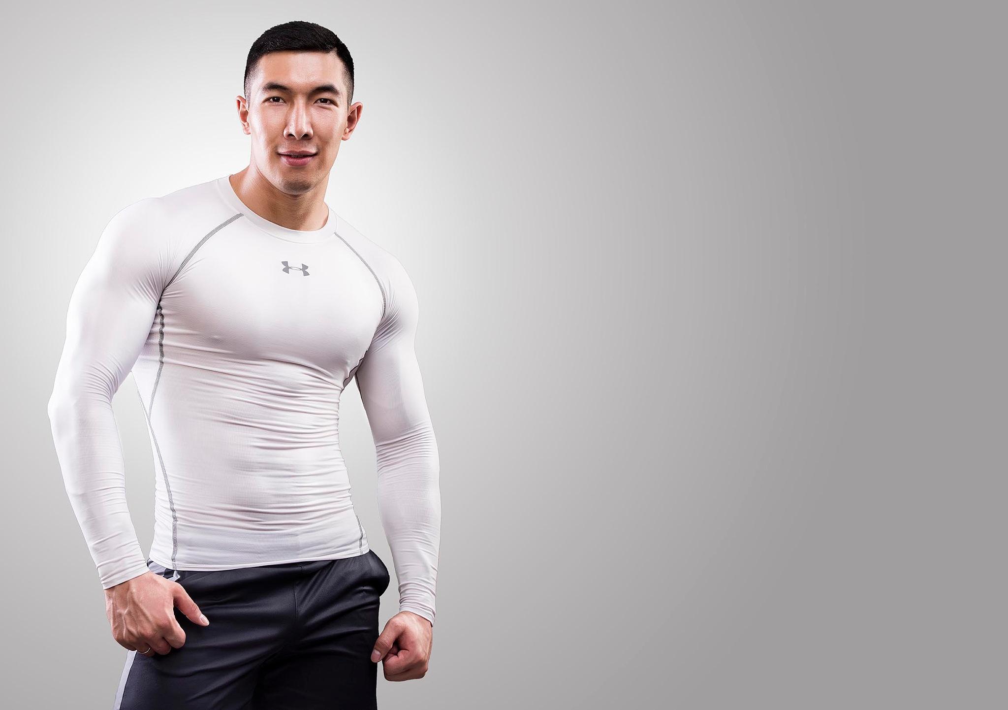 the kazakh bodybuilder by Marat Mukanov