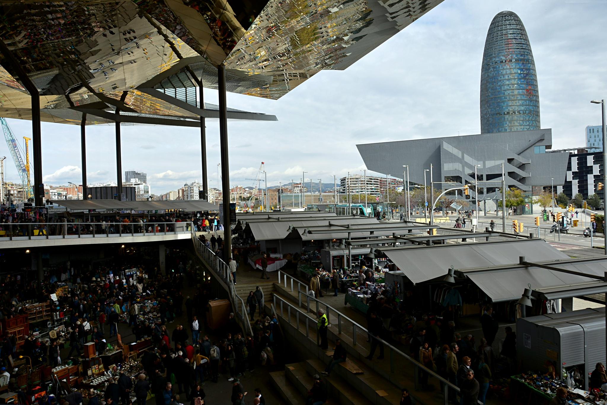 Mercat (Market) by Josep Vallès