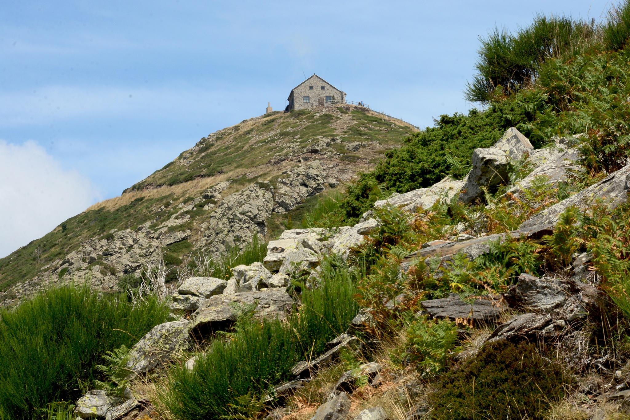 Montseny by Josep Vallès