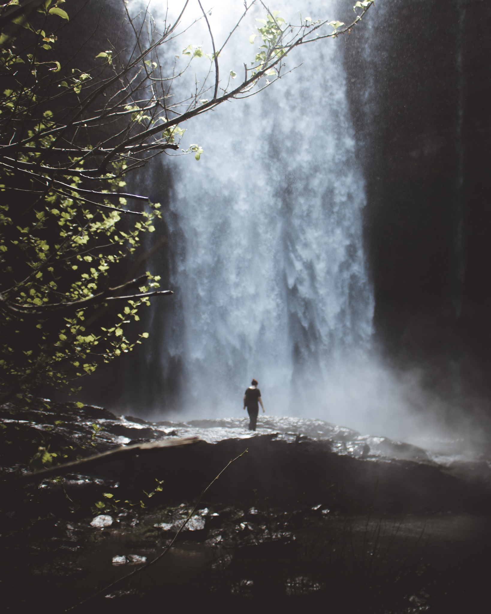 Lula Falls by willswann