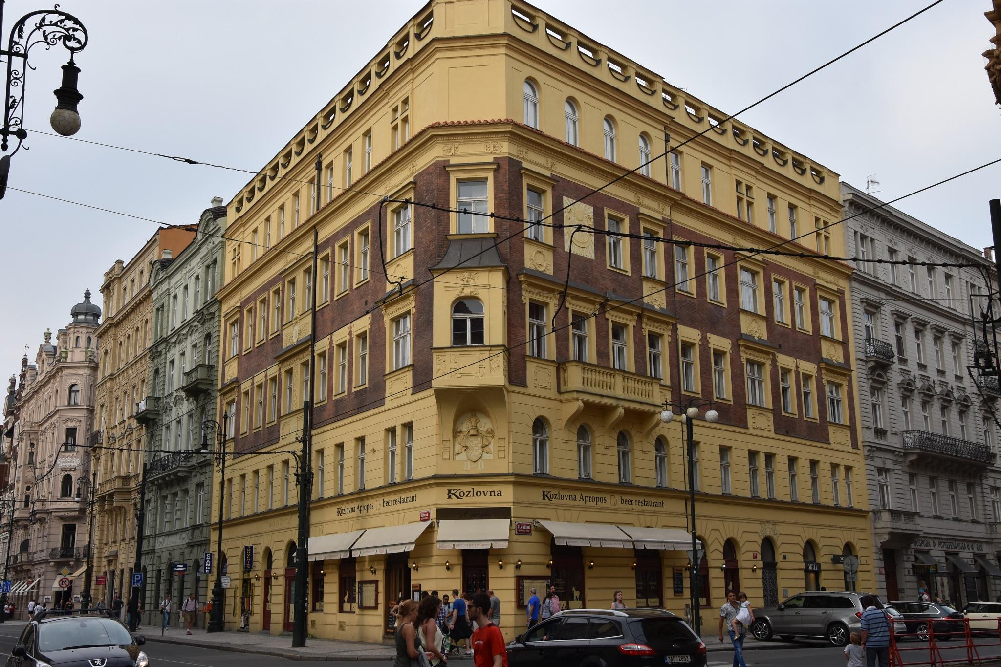 Prague Kozlovna Building by og_IMX