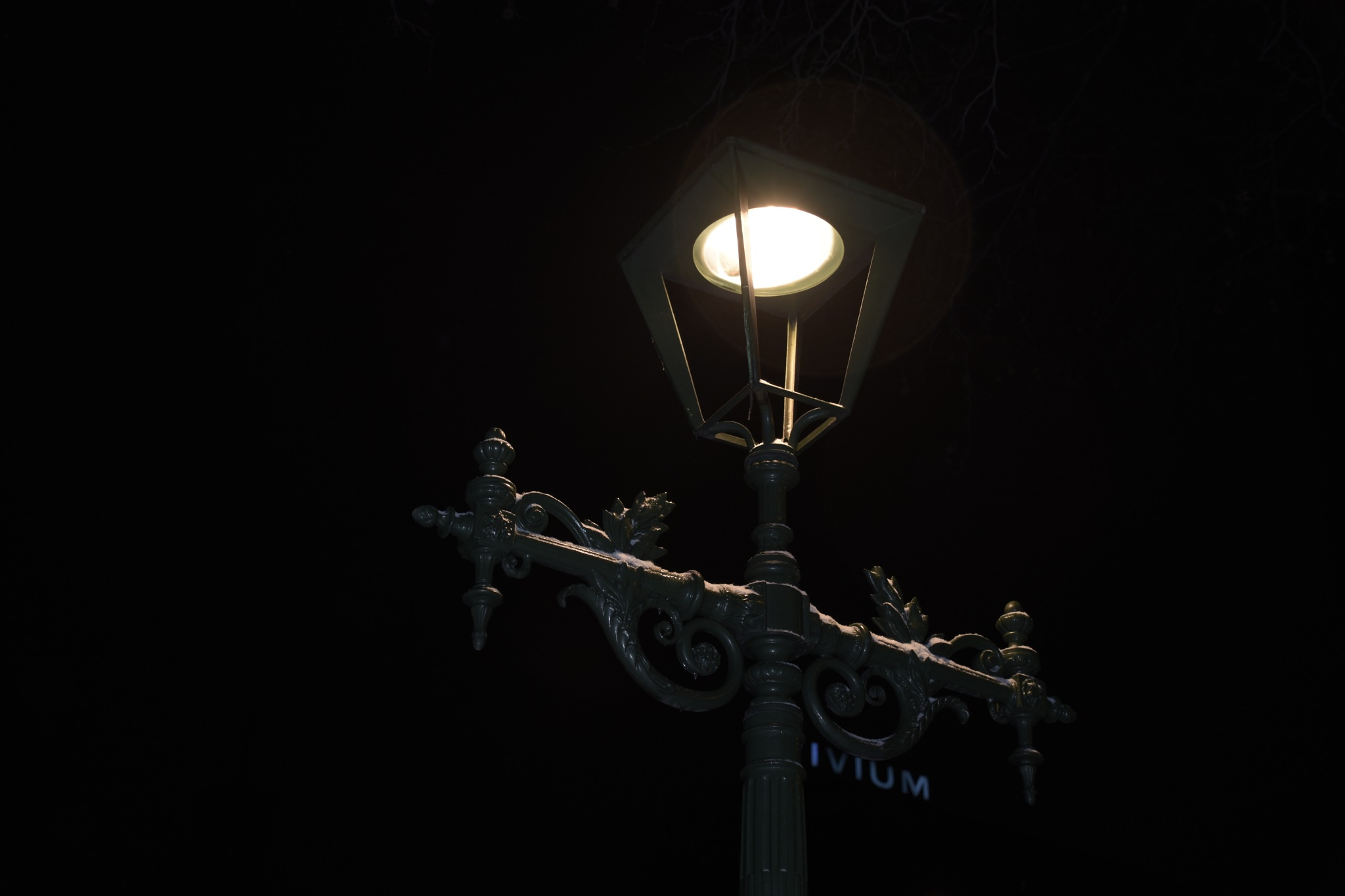 Victorian street lantern @ Brussels Belgium by og_IMX