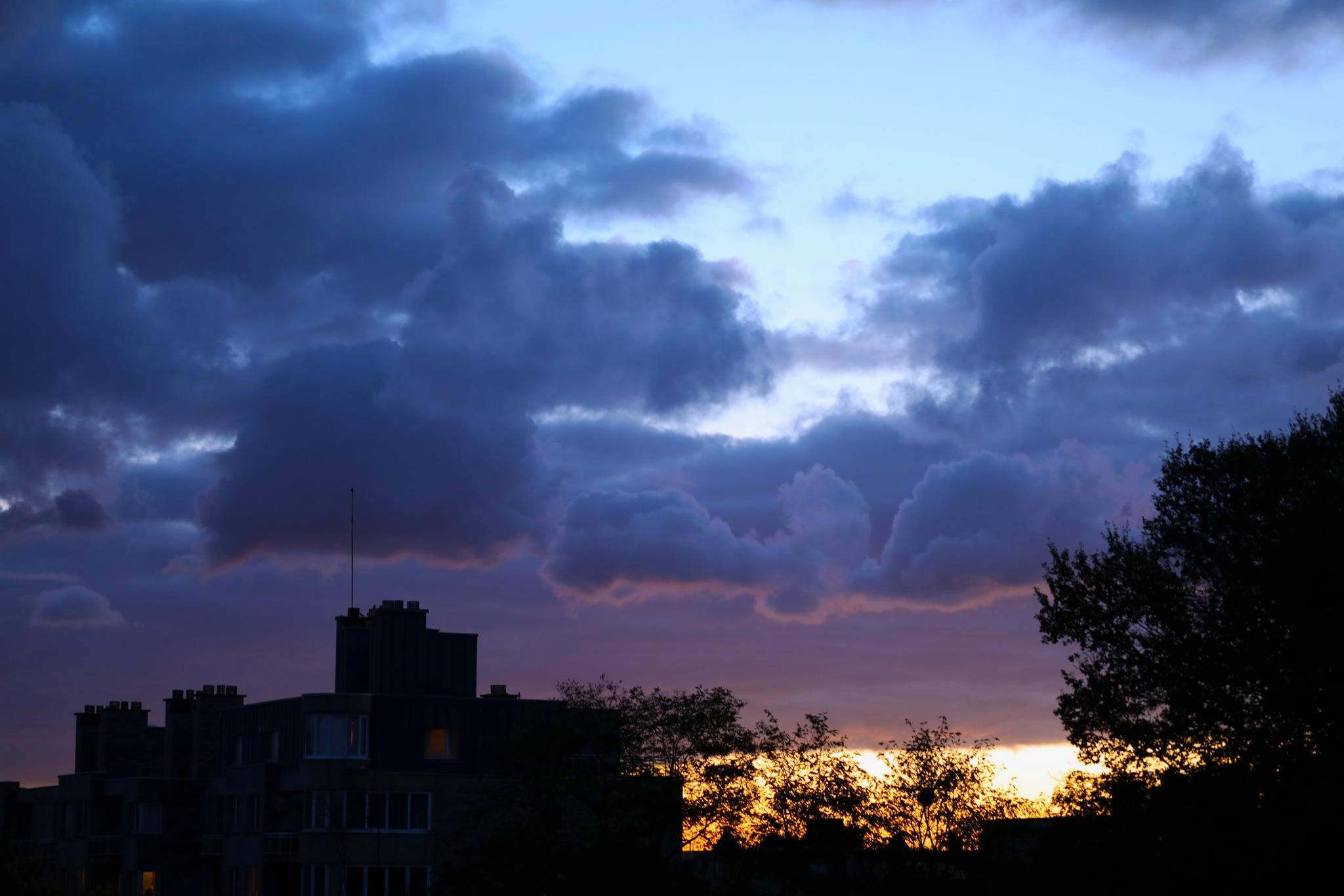 Sunset by Allesosalbenoemd