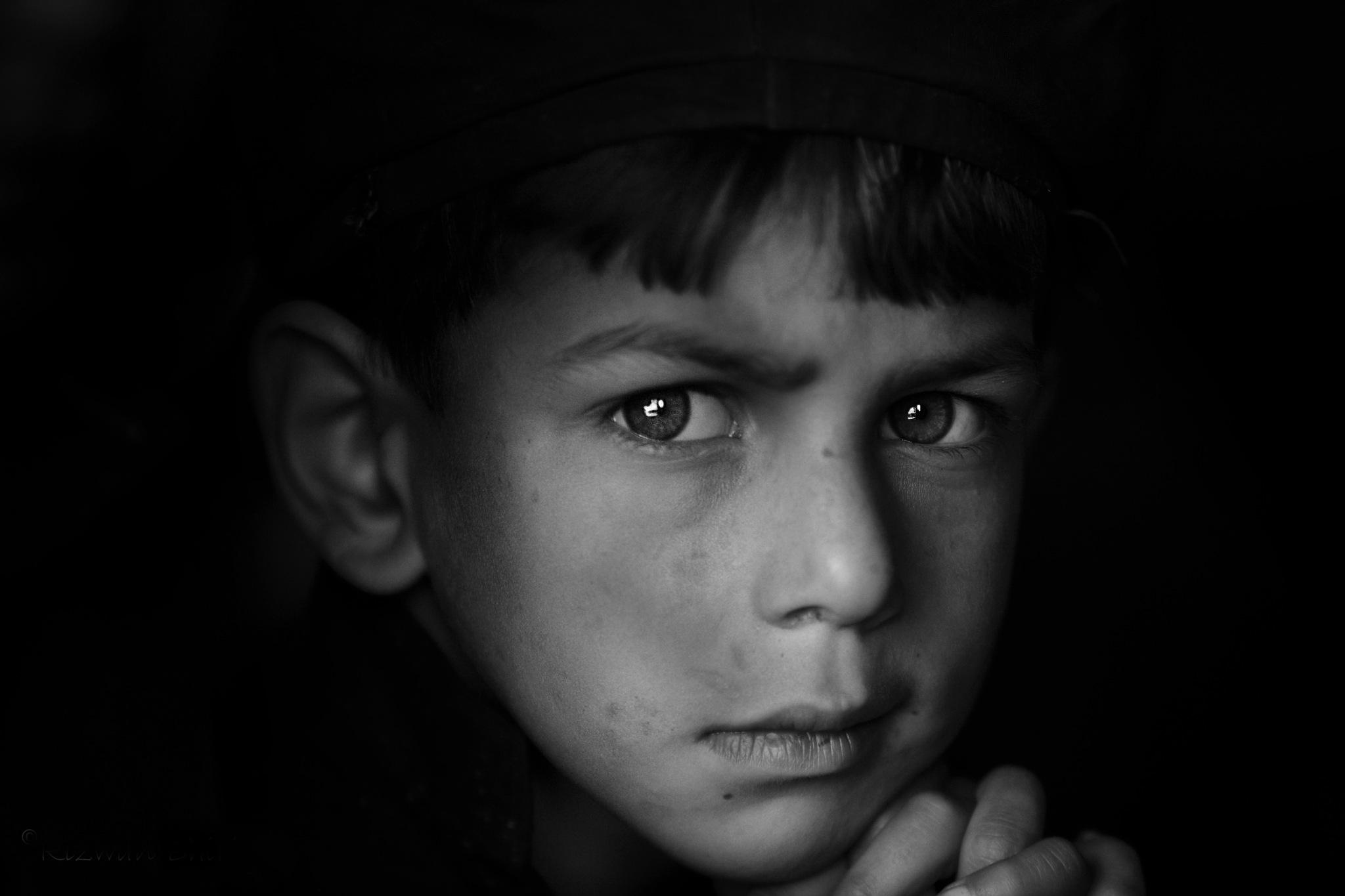 """""""the darkness within """" by Rizwan Bhiriya"""