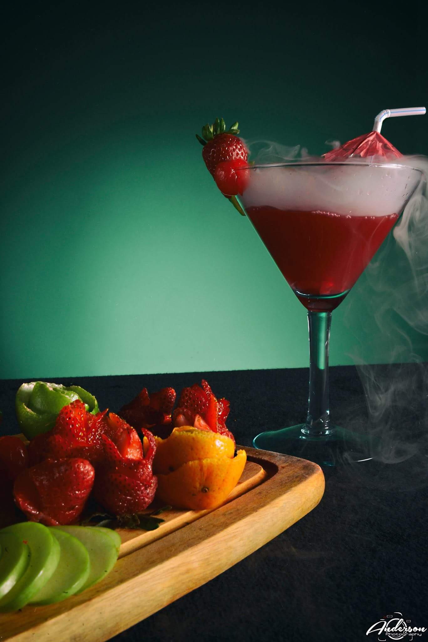 bebida by Anderson Prieto