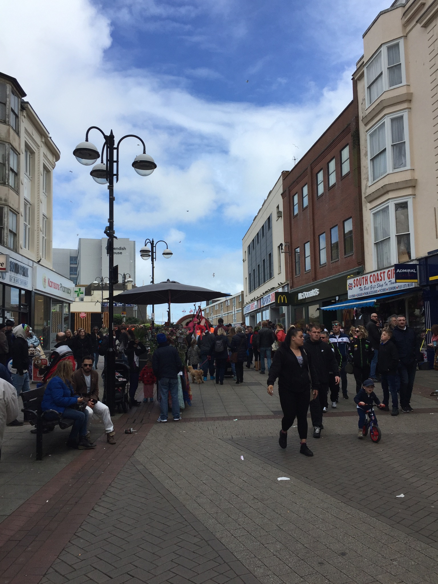 Hastings Town Center by KurdSpring