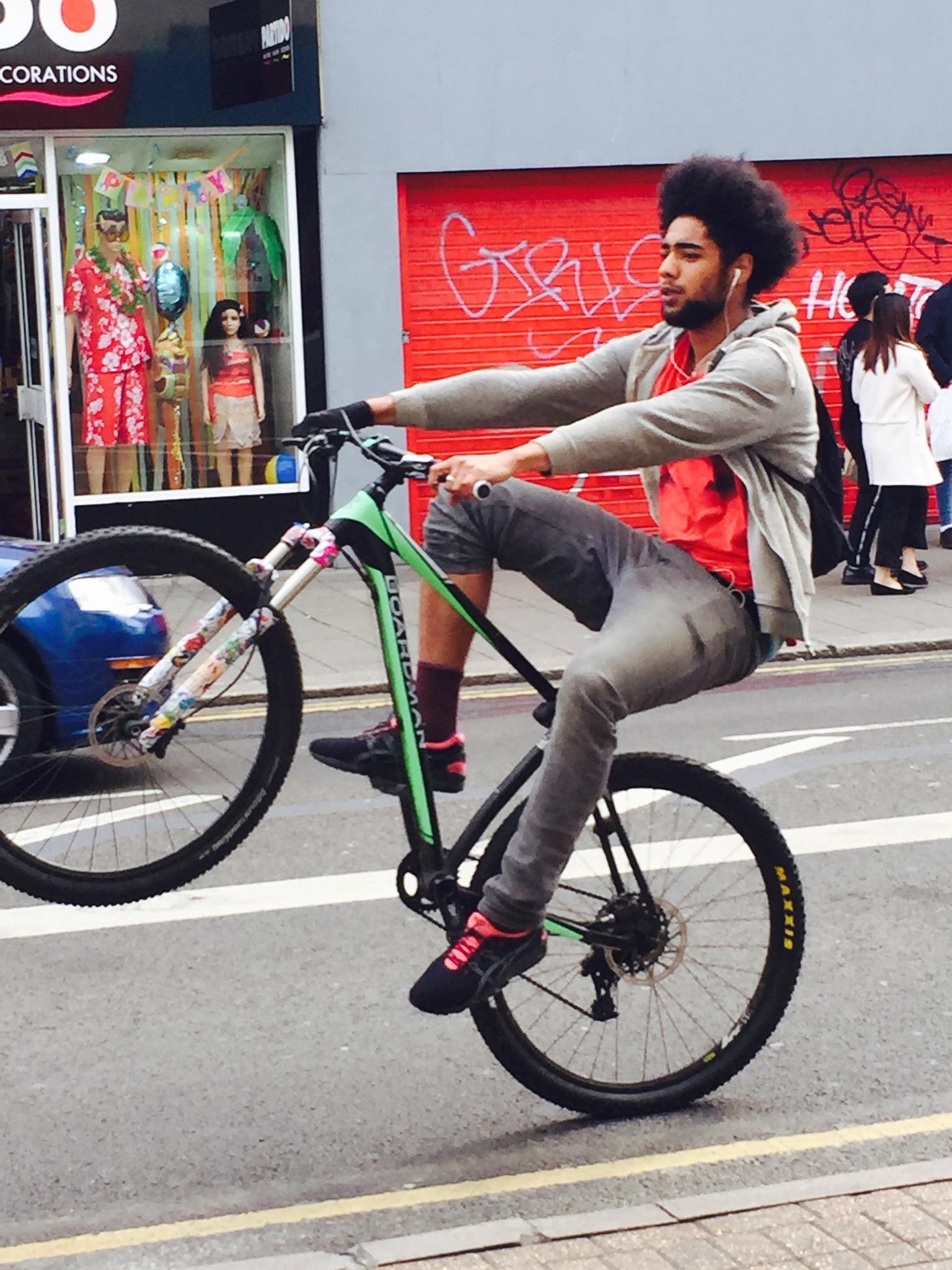 Bicycle by KurdSpring