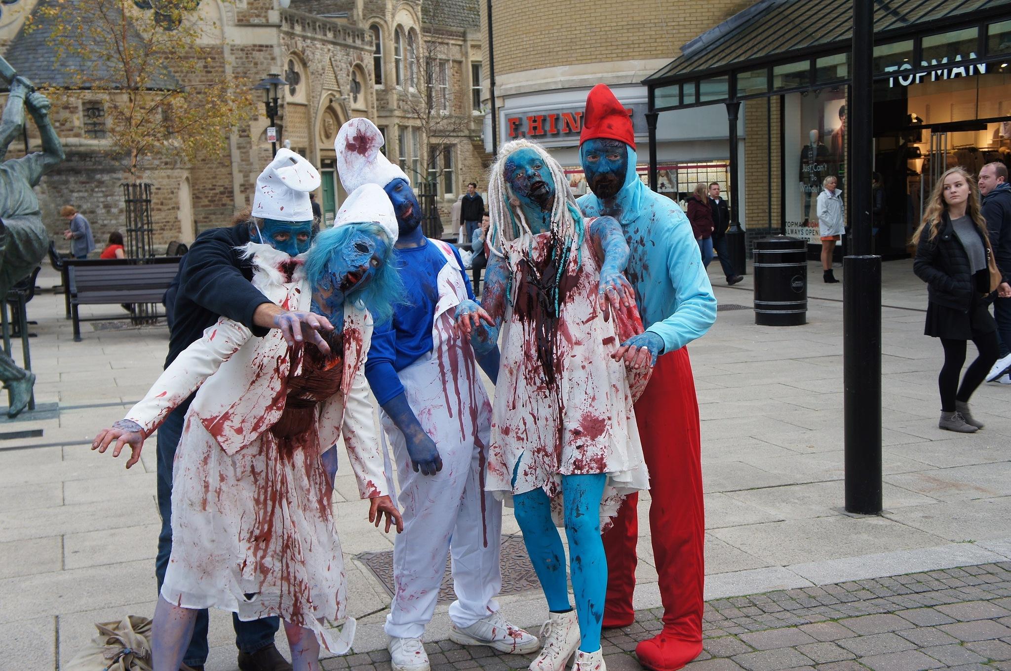 Zombie by KurdSpring